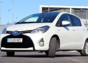 Toyota Yaris Híbrido: evolución 72
