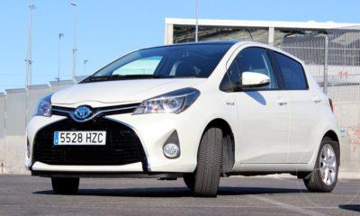 Toyota Yaris Híbrido: evolución 29