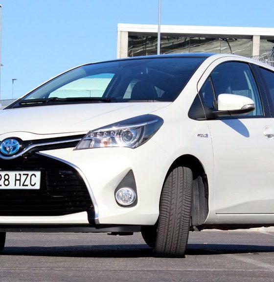Toyota Yaris Híbrido: evolución 30