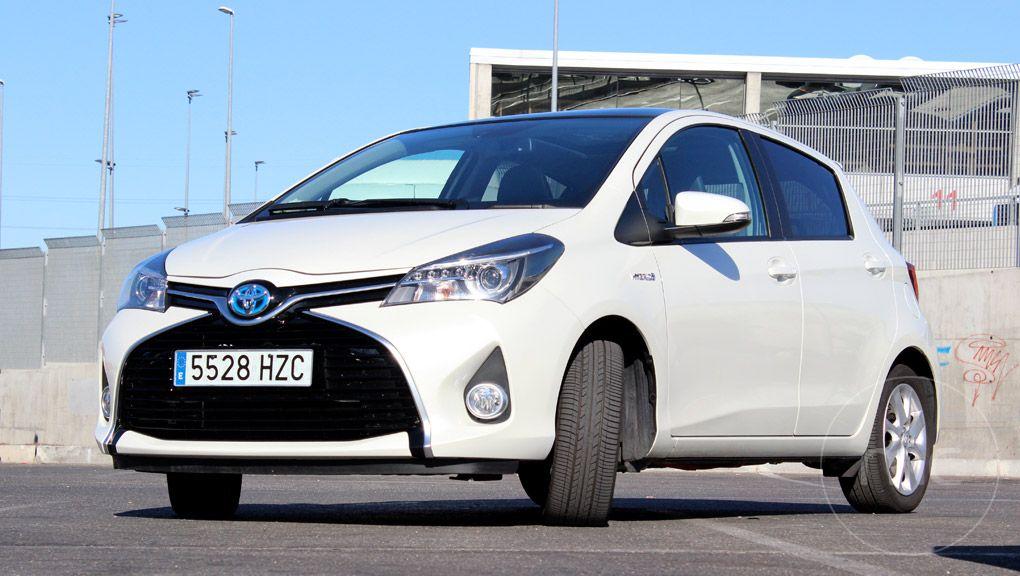 Toyota Yaris Híbrido: evolución 28