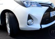 Toyota Yaris Híbrido: evolución 60