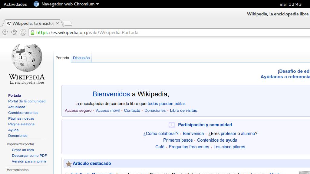 Wikipedia se queja de la escasa atención que recibe de los medios