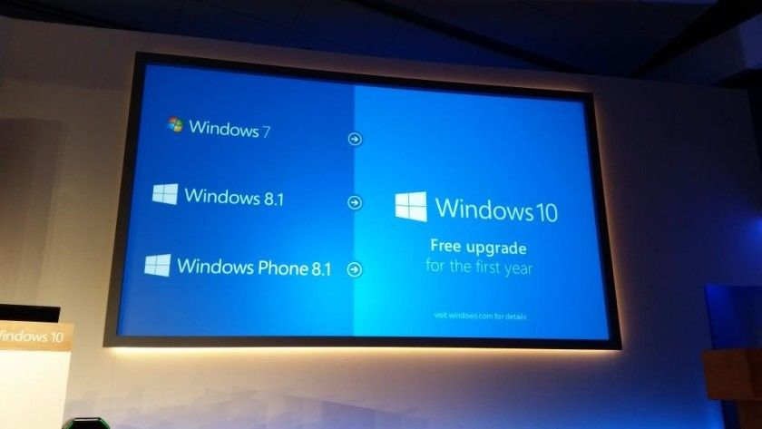 """Microsoft admite un """"error"""" al forzar la actualización a Windows 10 29"""
