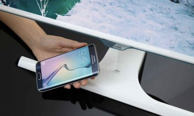 Ya se pueden reservar los monitores Samsung con cargador inalámbrico