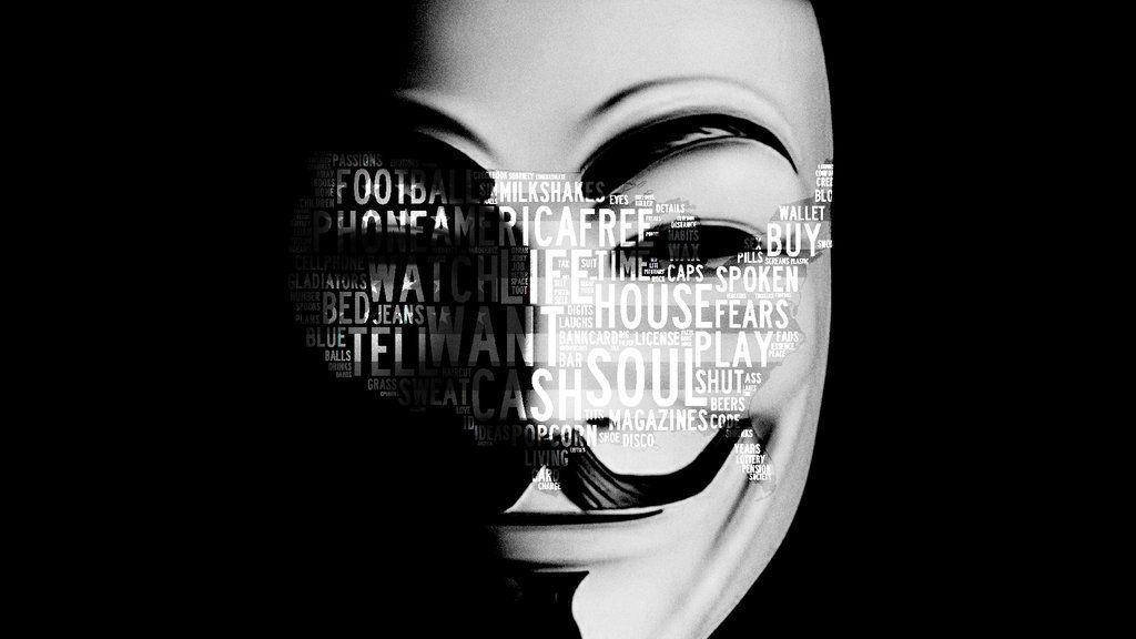 Anonymous defiende a una mujer del acoso del KKK 29