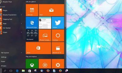 """Como deshabilitar los """"anuncios"""" del menú de inicio en Windows 10 29"""