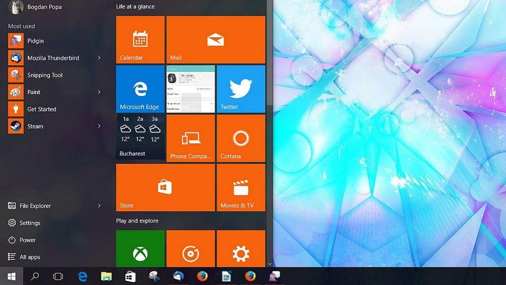 """Como deshabilitar los """"anuncios"""" del menú de inicio en Windows 10 30"""