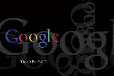 """Google cambia su clásico código de conducta """"Don´t be Evil"""""""