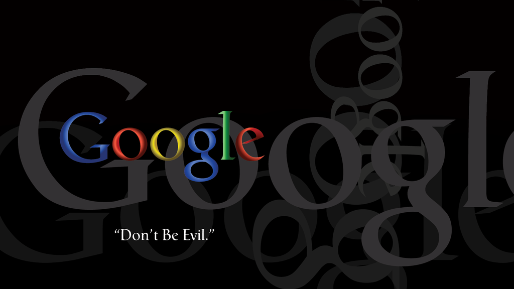 """Google cambia su clásico código de conducta """"Don´t be Evil"""" 29"""