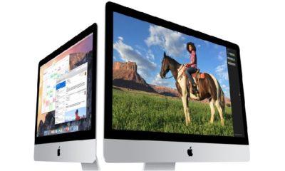 Apple actualizará el iMac 21 con más rendimiento y pantalla 4K 108