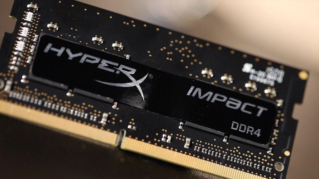 Kingston HyperX Impact DDR4 SODIMM, alto rendimiento para portátiles 29