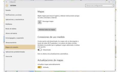 mapas offline windows 10