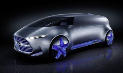 Mercedes Vision Tokyo, coche-salón con hologramas en su interior 30