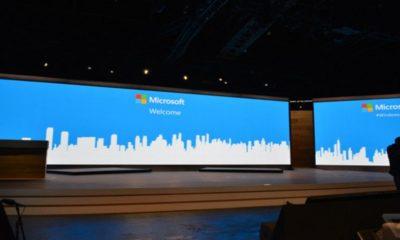 Sigue con nosotros el evento Microsoft 106