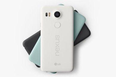 La pantalla del Nexus 5X presenta un toque amarillento