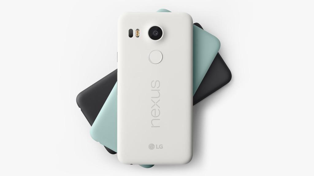 La pantalla del Nexus 5X presenta un toque amarillento 35