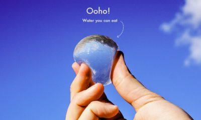 Ooho, alternativa a las botellas de agua de plástico 59