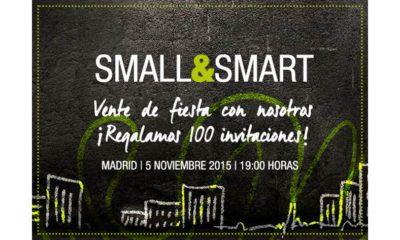 ¡Te esperamos en los Premios Small & Smart! 35