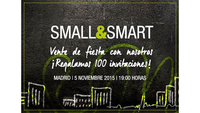¡Te esperamos en los Premios Small & Smart! 31