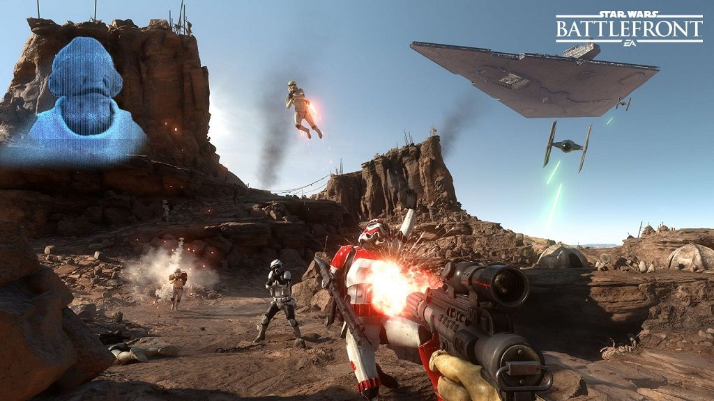 Requisitos de Star Wars: Battlefront para PC 31