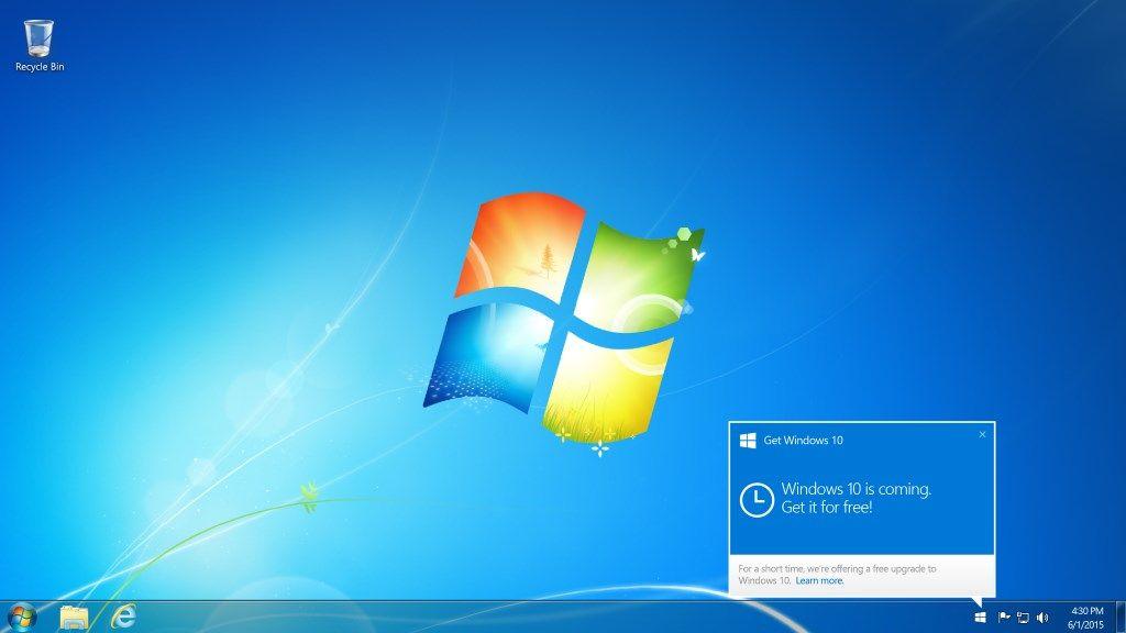 Microsoft ha empezado a forzar la actualización a Windows 10 30