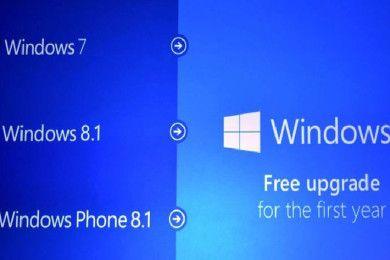 Windows 10 no evita el desplome del mercado PC