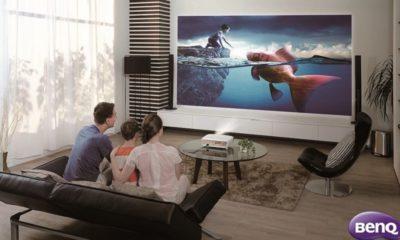 Nuevos proyectores W1110, W2000 y W3000 de BenQ 50