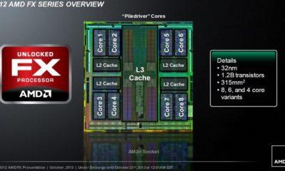"""Demandan a AMD por """"engañar"""" en el conteo de núcleos de Bulldozer 68"""