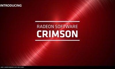 AMD presenta Radeon Software Crimson Edition 28