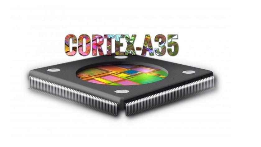 Cortex-A35, más rápido y eficiente que Cortex-A7 28