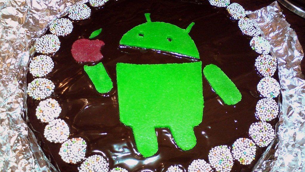 Android cumple 8 años, un gigante que nadie esperaba 28