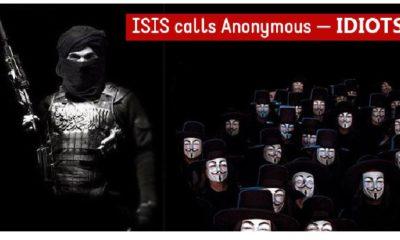 """Anonymous publica """"guías de novatos"""" contra ISIS y éstos los llaman """"idiotas"""" 52"""
