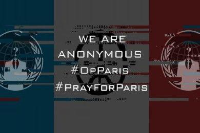 Anonymous anuncia venganza por los atentados en París