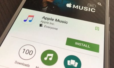Apple Music ya está disponible para Android