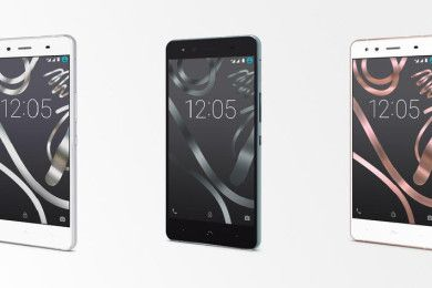 Telefónica apuesta por un BQ con CyanogenMod ¿Está contento Google?