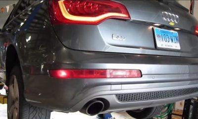 Audi arreglará los motores diésel de 3 litros mediante software 30