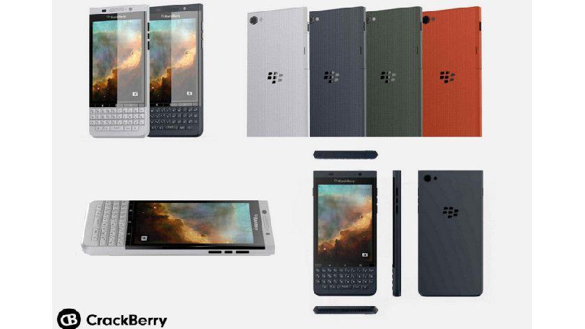 BlackBerry Vienna, segundo smartphone con Android 28