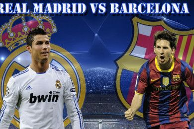 Madrid vs Barsa: primer acontecimiento deportivo en 4K