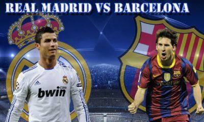 Madrid vs Barsa: primer acontecimiento deportivo en 4K 32