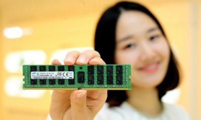 Samsung inicia la producción en masa de módulos DDR4 de 128 GB 119