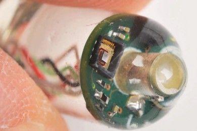 El MIT desarrolla un sensor para ingerir que mide los signos vitales