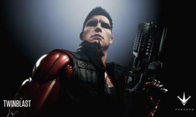 Epic Games presenta un nuevo videojuego: Paragon