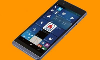 Every Phone, el Windows Phone más delgado que se conoce