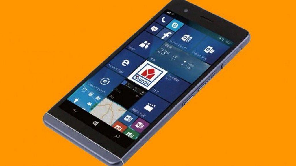 Every Phone, el Windows Phone más delgado que se conoce