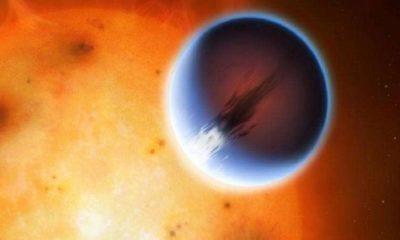 Descubren exoplaneta con vientos a 8.690 km/h 59