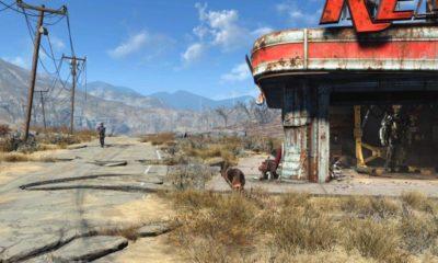 Prueba de rendimiento de Fallout 4 en PC 91