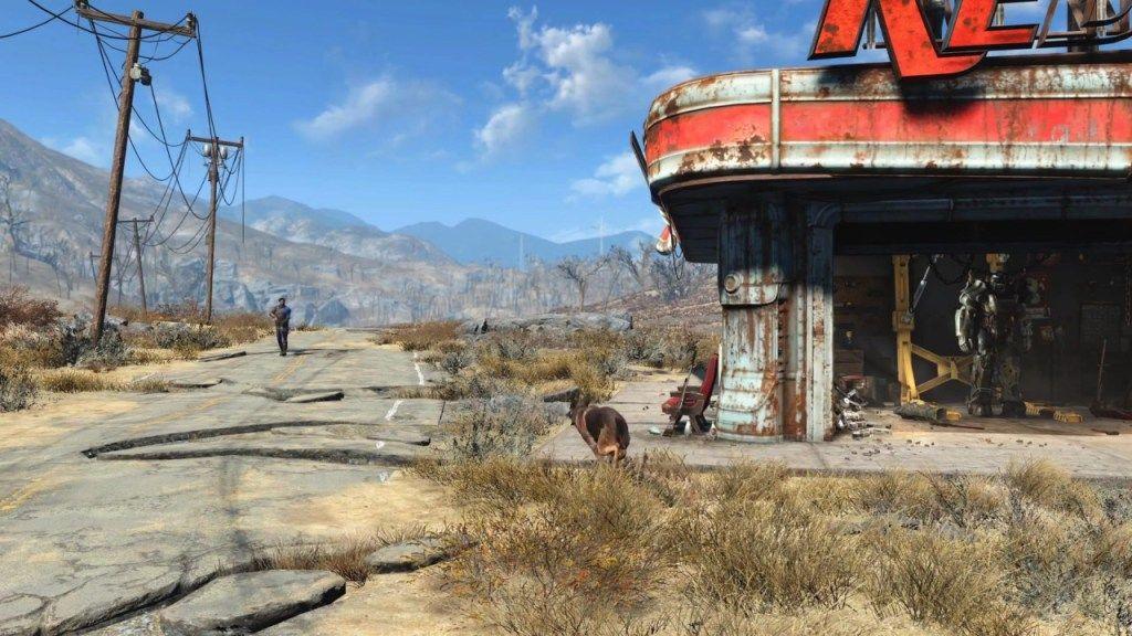 Prueba de rendimiento de Fallout 4 en PC 28