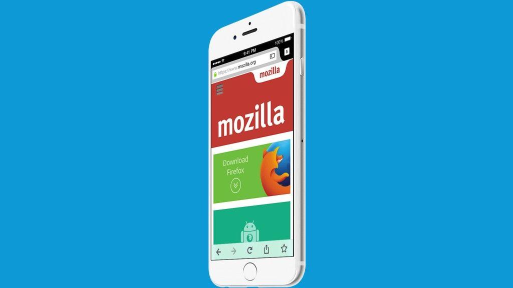 Firefox llega oficialmente a iOS, aunque limitado por Apple