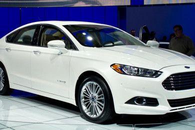 Ford prueba coches autónomos en MCity