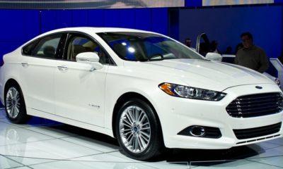 Ford prueba coches autónomos en MCity 56